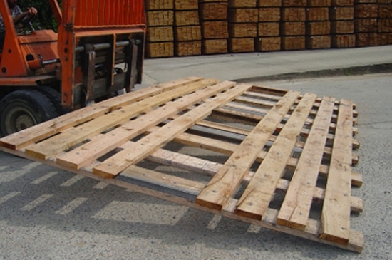 Laminated Logging Mats