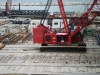 Crane Mats in Heavy Civil Construction
